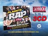 La compilation Planète Rap 2016 dans les bacs !