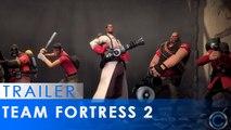 Team Fortress 2 - Annonce des parties classées