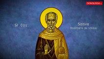 Tropar - Sfantul Cuv. Samson, primitorul de străini, glas 8 din GA (27 Iunie) - Otilia SIMERIA
