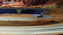 SCALEXTRIC 1:32 Racing Legends -Team Lotus 72 Sw/Go (50003703a)