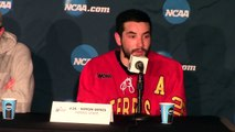 Ferris State Hockey NCAA Postgame Press Conference 3-27