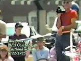 Old School BMX freestyle flatland contest Eastland Schwinn 9-22-85 Ohio