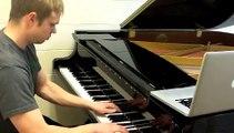 """""""The Ocean"""" - Chopin (Etude Op. 25 No. 12)"""