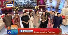 Good Morning Pakistan - 2nd Day Eid Special  - 7th July 2016