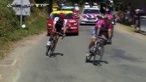 133 KM à parcourir   to go - Étape 6   Stage 6 (Arpajon-sur-Cère   Montauban) - Tour de France 2016