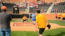 Tennessee Baseball - Knoxville Challenger Clinic (3/24/15)