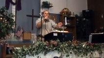 Evangelist Joseph Carter Part 5 Homecoming 9-29-2014 Rio Grande Ohio Two Saved