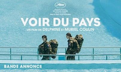 VOIR DU PAYS de Delphine et Muriel Coulin avec Soko et Ariane Labed Diaphana Distribution Diaphana Distribution