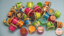 Learn Colours With Ooze and Glitter Putty! Fun Learning Contest!_1