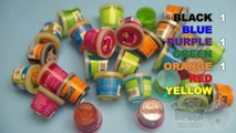Learn Colours With Ooze and Glitter Putty! Fun Learning Contest!_3