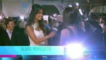 Alanis Morissette - Red Carpet Interview AMAs 11/20/2011