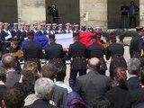 Un hommage national pour Rocard, riche en allusions à l'actualité