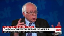 All the times Sanders called Wolf Blitzer Jake Tapper