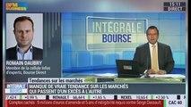 """Les tendances sur les marchés: """"Ce contexte d'incertitude peut se prolonger pendant quelques semaines, voire quelques mois"""", Romain Daubry - 07/07"""