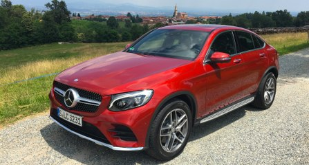 2016 Mercedes GLC Coupe | 350 d | Test | Review | SUV | Auto | ATMO
