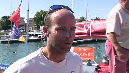 Solitaire Bompard Le Figaro - ITV N. Lunven (Generali)