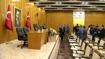 Cumhurbaşkanı Erdoğan - NATO Devlet ve Hükümet Başkanları Zirvesi