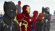 How Captain America Civil War Should Have Ended
