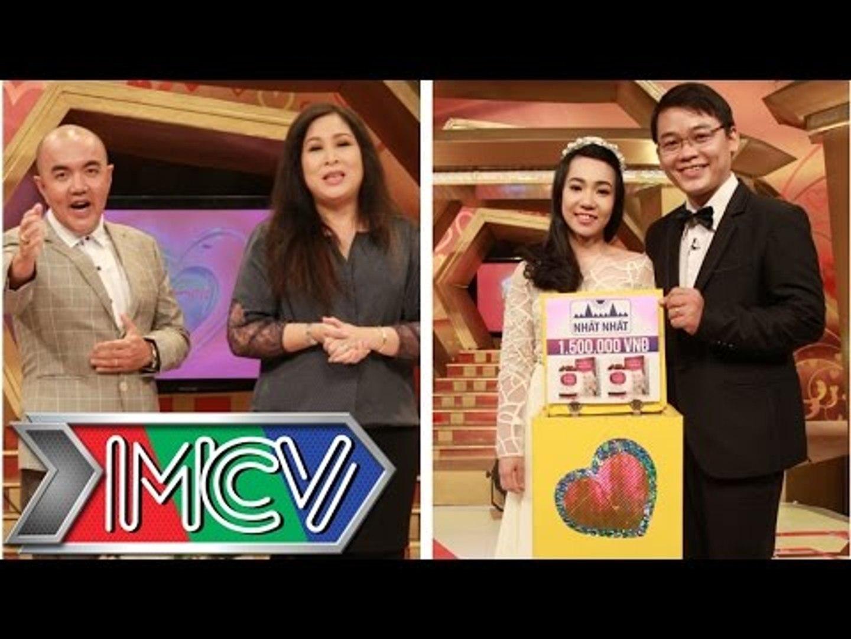 Thầy - Trò, cặp vợ chồng đặc biệt - Quang Thắng và Trúc Vy | Vợ Chồng Son | tập 96 | 150607