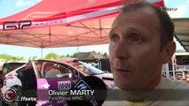 Championnat de France des Rallyes - Rallye Aveyron Rouergue Midi-Pyrénées - Etape 1