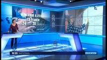 19/20 France 3 National : Tableau blancs interactifs (TBI)
