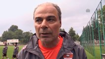Adanaspor Teknik Direktörü İpekoğlu