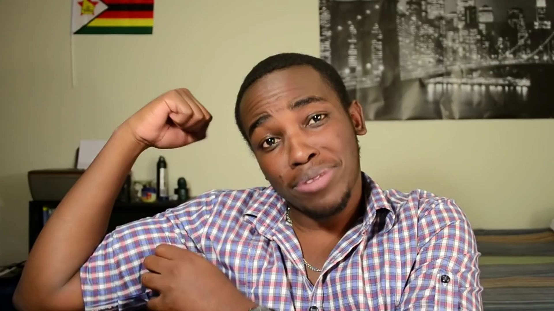 Top 10 Things People Say To Africans