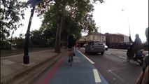 Cyclist Near Miss