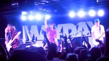 Tonight Alive - The Fire @ Upstate Concert Hall 10-19-14