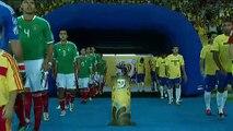México 0 - 2 Brasil Semifinal Copa Mundial Sub-20 de la FIFA Colombia 2011