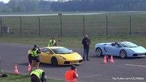 Lamborghini Gallardo Spyder - Lovely Sounds!