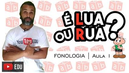 Português - Fonologia - Aula 1: introdução