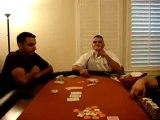 Aaron K 10 vs JFLO nut flush and gutshot - Aaron wins