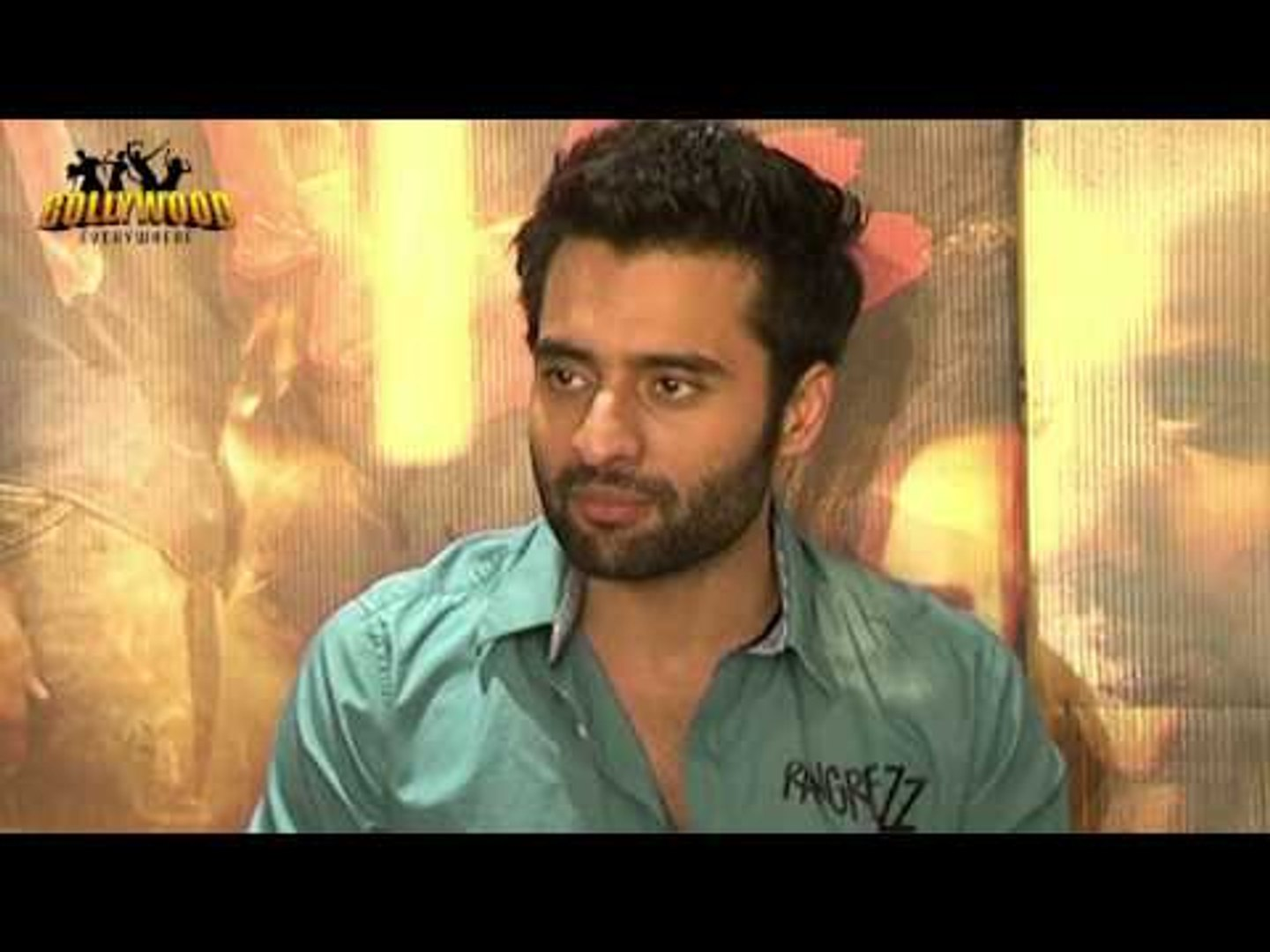 Bollywood Actor Jacky Bhagnani - Interview for Latest Bollywood Movie 'Rangrez'