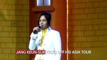 JANG KEUN-SUK TO KICK OFF HIS ASIA TOUR