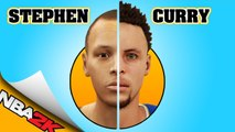 STEPHEN CURRY from NBA 2K10 to NBA 2K16