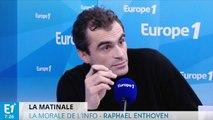 Un an à Europe 1 : le poème de Raphaël Enthoven