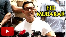 Aamir Khan Pissed With Imran Khan?   EID Celebration
