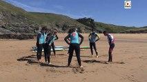 Donnant la plage jeune à la mode - TVBI Belle-Ile Télévision