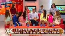 Maria Parrado Entrevista en Menuda Noche 27/06/2014