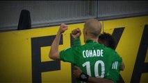 Renaud Cohade,  tranches de vie en Vert