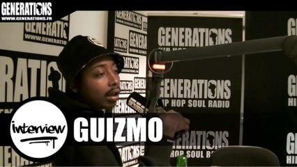Guizmo - Interview #GPG (Live des studios de Generations)