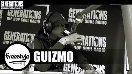 Guizmo - Freestyle #GPG (Live des studios de Generations)