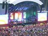 Oasis - Live Forever Live at Murrayfield 17/6/09