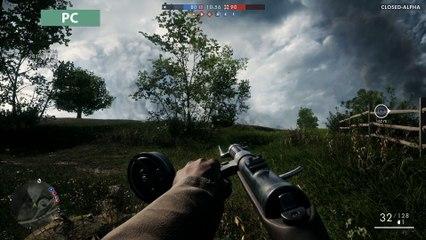 Battlefield 1 – PC Ultra vs. PS4 vs. Xbox One Alpha Graphics Comparison de Battlefield 1