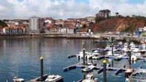 PAISAJE y AMBIENTE Puerto de Candás Asturias 23 abril 2011