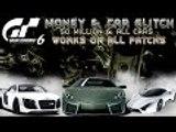 Gran Turismo 6 - GT6 Money Glitch Update 1.21 -50 Million Credits