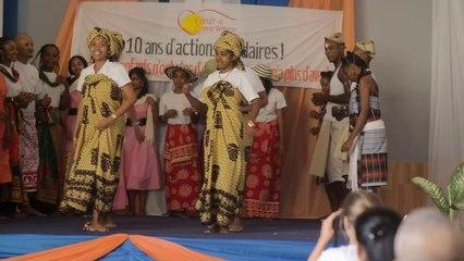 Célébration des 10 ans de Coeur et Conscience à Madagascar