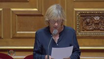 QAG de Evelyne Yonnet du 7 juillet 2016