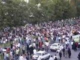 تظاهرات میلیونی 25 خرداد 88   میدان انقلاب تا آزادی تهران در اعتراض به تقلب گسترده در انتخابات